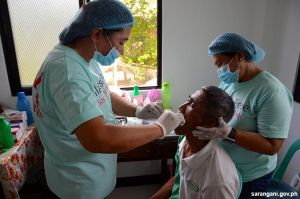 RHU provides free medical and dental services