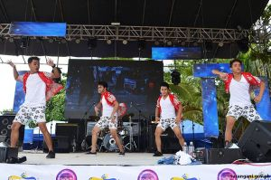 Sarbay holds Bae Group dance contest