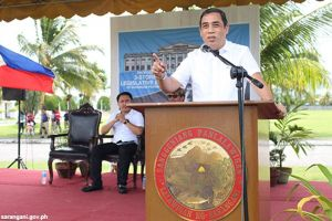 Vice Gov. De Peralta cites Legislative Building roles
