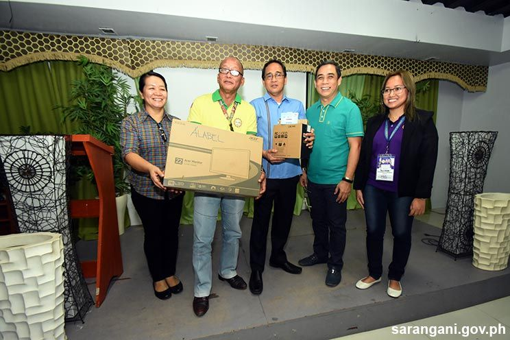 Sarangani rolls out CBMS gadgets, equipment