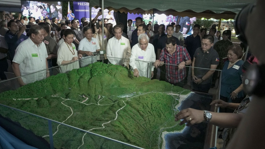 P4.5-billion Hydropower Plant to rise in Siguil River, Maasim