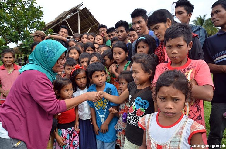 Remote village longs for more assistance