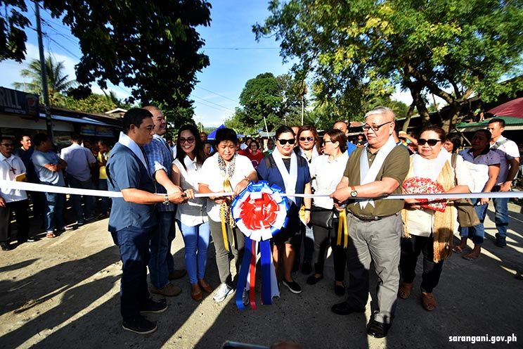 DILG, PLGU Sarangani undertake P170-M road project