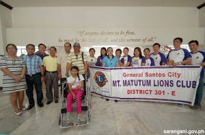Lions Club extends help in Sarangani