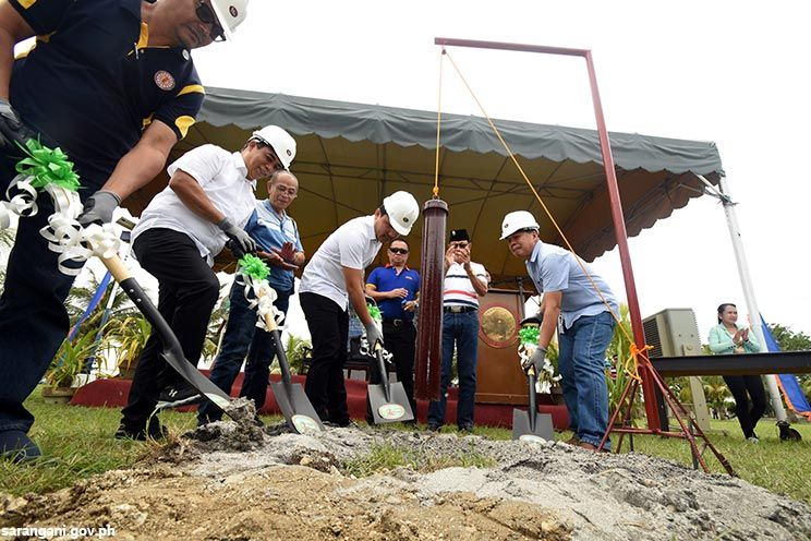 Sarangani Legislative Building breaks ground