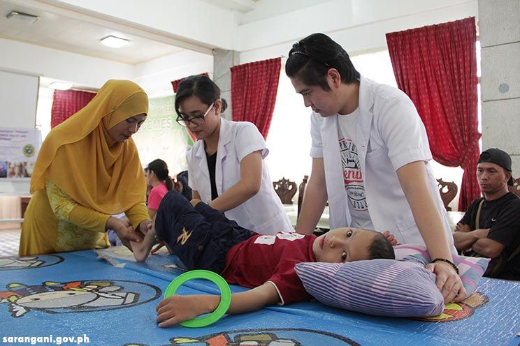 Serbisyong Sarangan initiates medical mission
