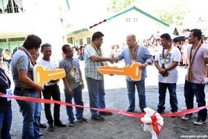 New JLCNTS school buildings inaugurated