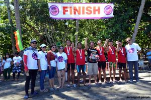 Koronadal repeats Sarbay swim win