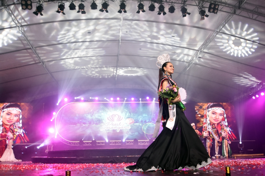 Alabel's brains and beauty is Pearl of Sarangani