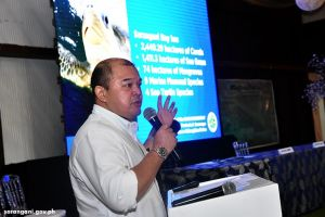 """Ensuring Clean Water in Sarangani Bay"""