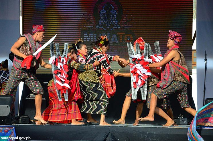 Ethnic dance prize goes to Maitum