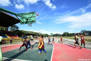 Sarangani beats South Cotabato in SRAA basketball finals