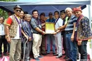 Sarangani receives IP Center from ANAC-IP