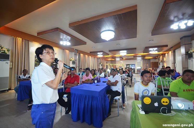 PWD stakeholders hold year-end evaluation
