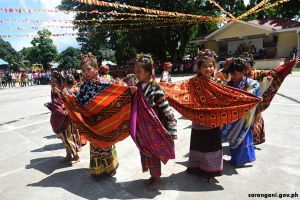 Tboli dance featured in Kestebeng