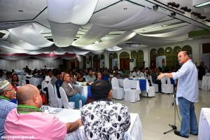 Gov. Solon to brgy. captains: Visit households too
