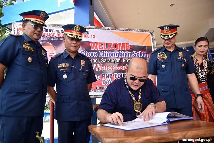PNP celebrates foundation day
