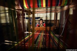 Tagakaulo master weaver showcased