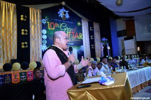 Capitol marks 10th Grand Iftar