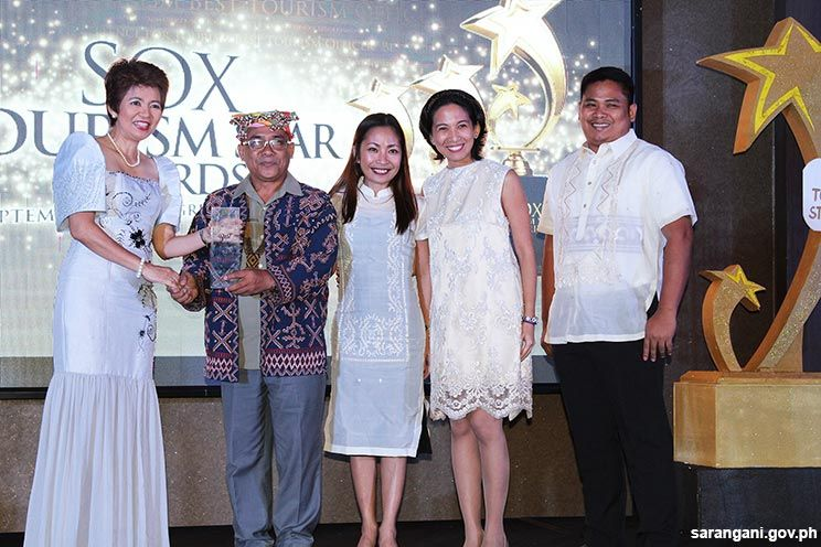 Malungon wins Best Tourism Product award