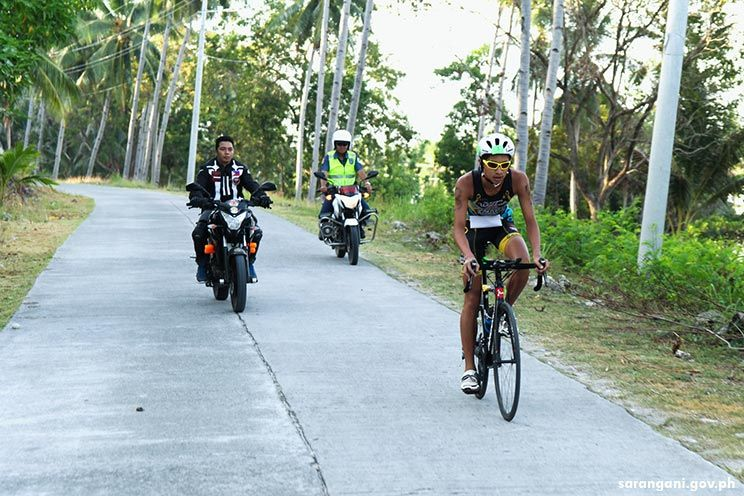 Sarbay Triathlon 5th Place Overall
