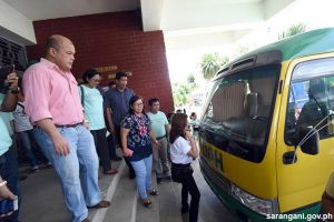 Dental buses for remote villages