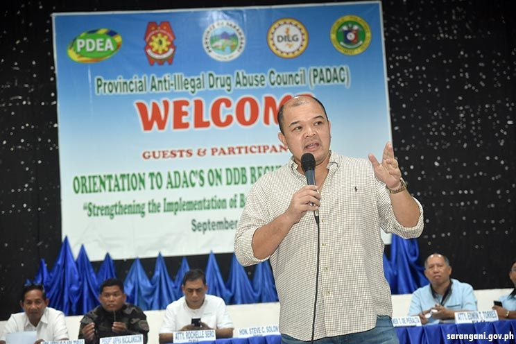 """Strengthening the Implementation of Barangay Drug Clearing Program"""
