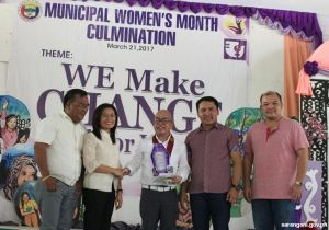 Malungon celebrates Women's Month