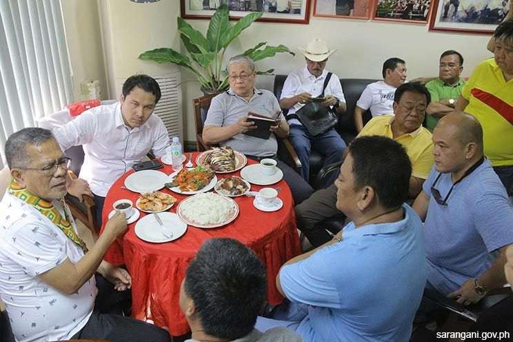DILG Sec. Sueno gathers Sarangani top officials