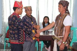 New Blaan, Tagakaulo vice municipal tribal chieftains installed