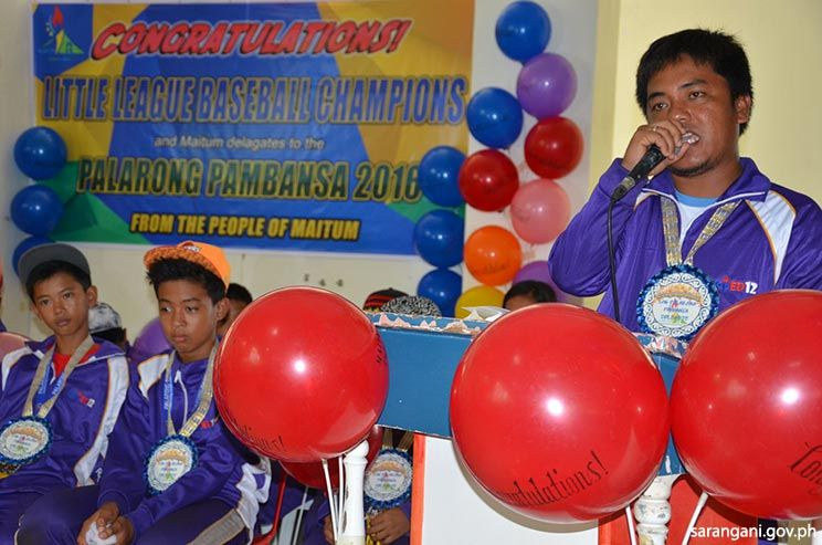 SRAA wins baseball gold in Palaro