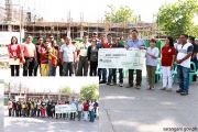 ZOD barangays receive P50,000 each