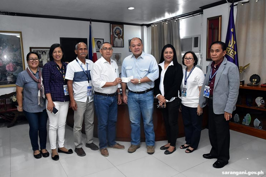 392 beneficiaries for P4-M DOLE fund