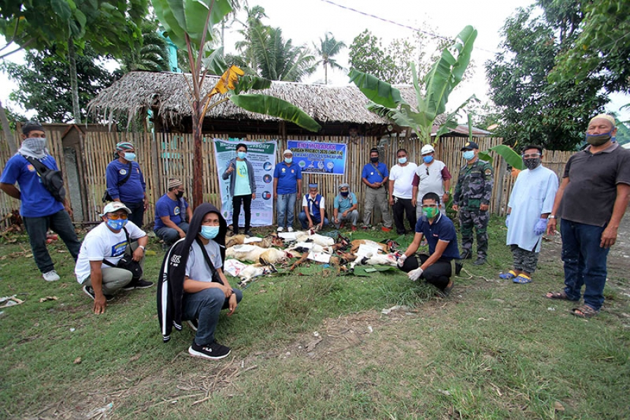 Sarangani commemorates feast of sacrifice with Qurban Project 2020