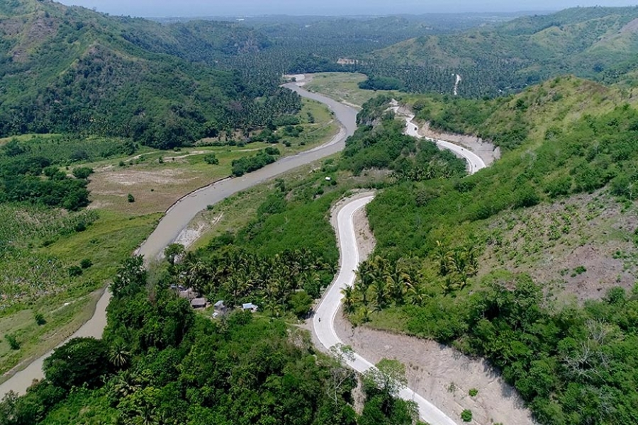 Sarangani PH's top 7 performer in rural road building