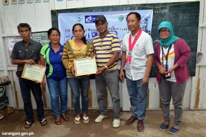 Far-flung village receives school from OPAPP