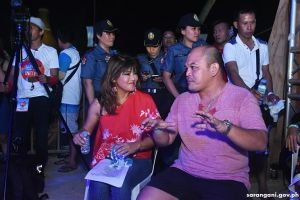 Gov. Marcos at Sarbay Fest
