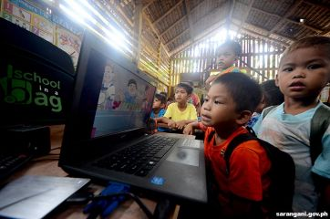 "Smart Communications delivers ""School In A Bag"""