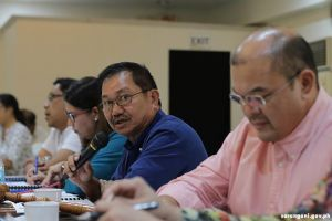 Sec. Piñol happy over SAAD implementation in Sarangani