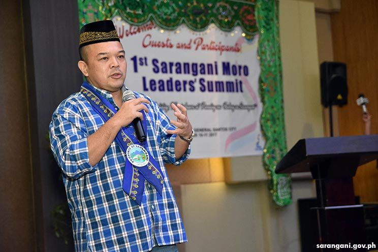 1st Sarangani Moro Leaders' Summit held