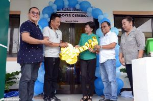Clinical laboratory opens in Maitum