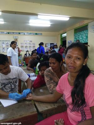 MHO, PHO conduct Kiamba-Tboli Malaria border operation