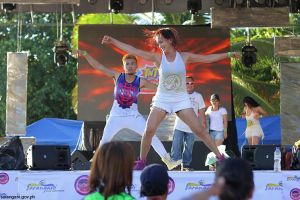 Two-day Zumba at Sarbay Evolution