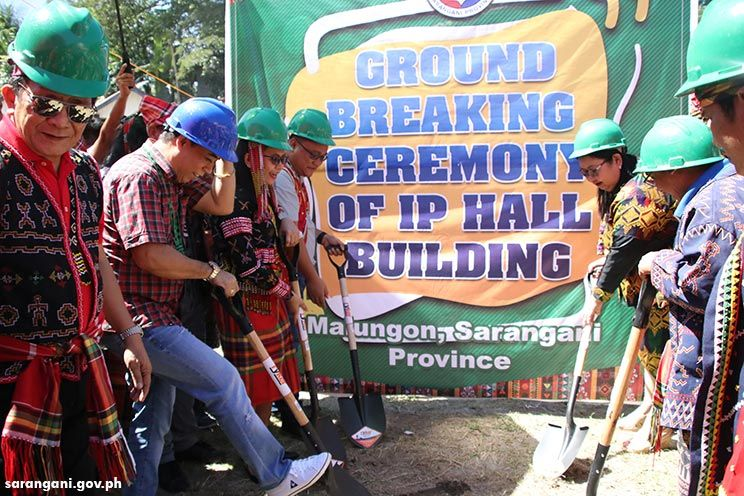 Indigenous Peoples' museum, Tribal Hall to rise in Malungon