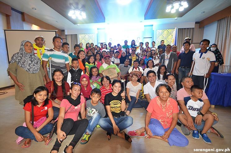 Sarangani celebrates International Day for PWDs