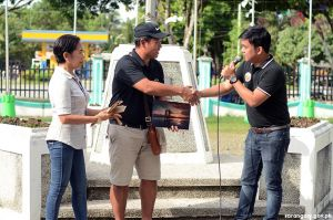 Mayor's Choice Award goes to Davao fotog