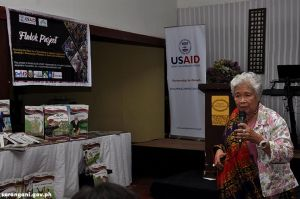 Sec. Briones briefed on Flalok Project