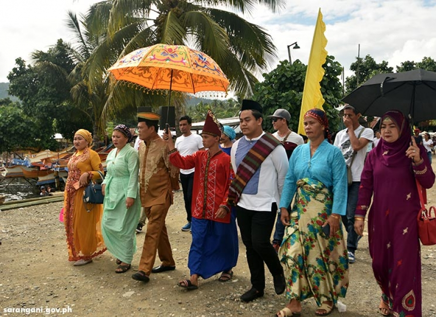 Kuyog commemorates Moro arrival in Malapatan