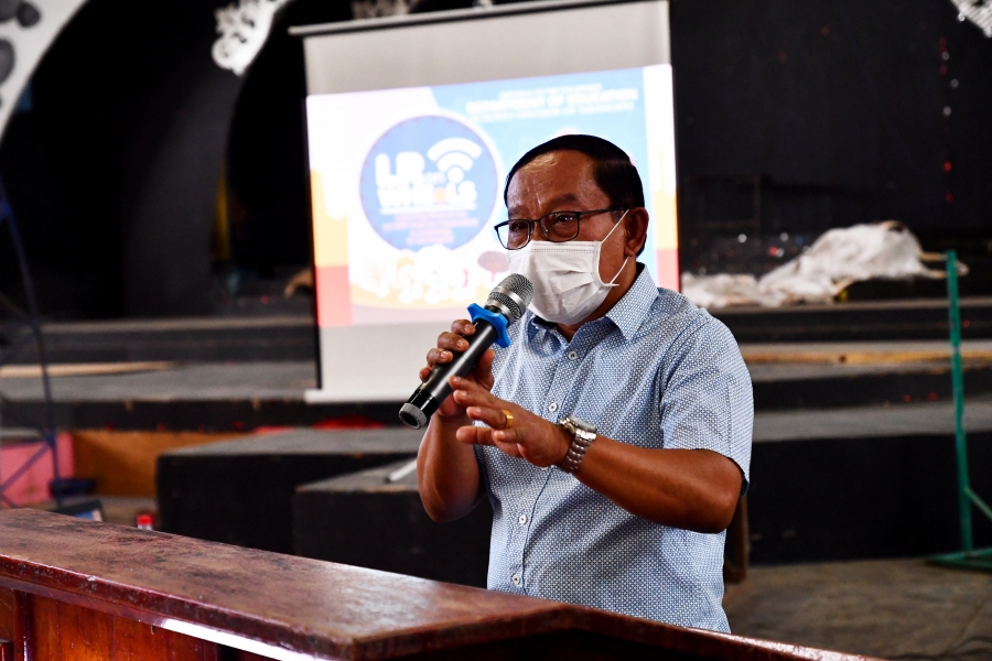 Vice Mayor Balazon calls for LR on WHEeLS support