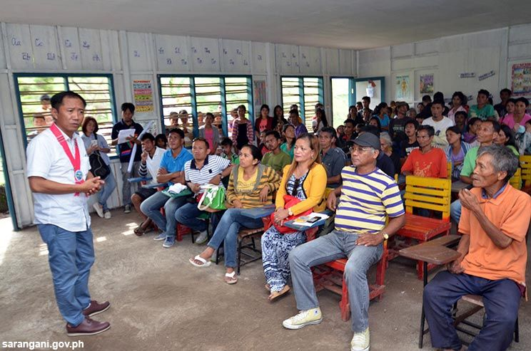 PAMANA Project builds peace center